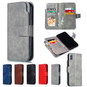iphone xs max magnetic flip case