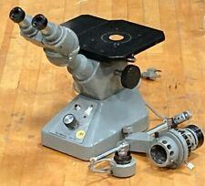 Olympus Tokyo Ck Binocular Inverted Microscope 120v 2a
