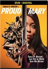 & - Proud Mary 2018 DVD Movies Anywhere Digital Copy