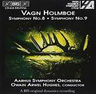 Sinfonien 8 u.9 von Owain Arwel Hughes (1996)
