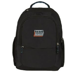 BR-BRITISH-RAIL-LOADHAUL-RUCKSACK-BRAND-NEW-BACK-PACK-EMBROIDERED-BLACK