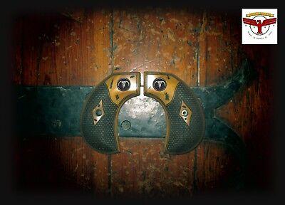 UBERTI BIRDSHEAD MAGNA-TUSK ADI CHECKERED GRIPS Steer ~ Cimarron Birds Head    eBay