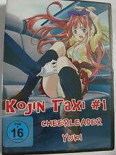 Kojin Taxi - Cheerleader Yuki - Erotik Manga - ominöser Taxifahrer erpreßt Girls