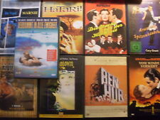 10 Film Klassiker 50er 60er [10 DVD] Ben Hur Die Vögel Hatari Chinatown Arsen..