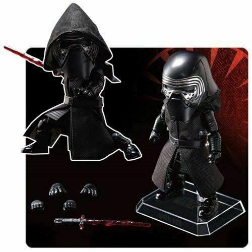 Star Wars the Force Réveille Kylo Ren Egg Attaque Action Figure
