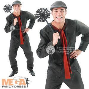 Bert Men S Fancy Dress Mary Poppins Chimney Sweep