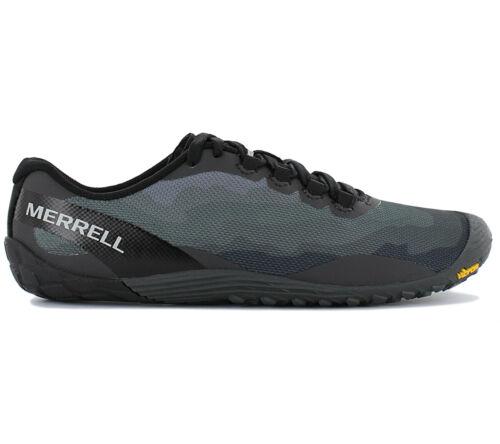 Merrell Vapor Glove 4 Womens Barefoot Shoes J52506 Barefoot Shoes Black New