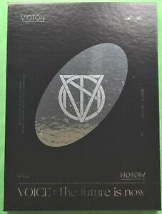 VICTON The Future Is Now 1st Album Photobook Choose 6 Inclusions IS Version