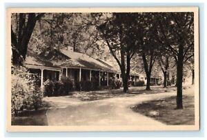 c1940's The Homestead Hot Springs Virginia VA Vintage Postcard