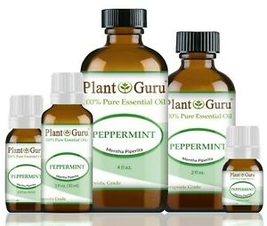 Peppermint-Essential-Oil-100-Pure-Therapeutic-Grade-Mentha-Piperita-Extract