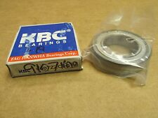 NIB KBC 6007ZZC3 BEARING METAL SEALED 6007 ZZ C3 6007ZZ 35x62x14 mm