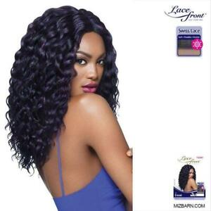 Outre Synthetic I-Part Swiss Lace Front Wig - EMANI (futura)