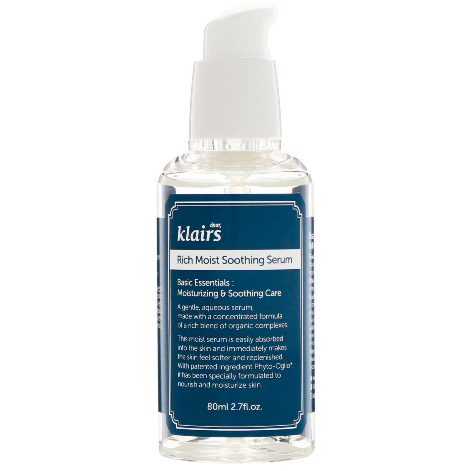Rich Moist Soothing Serum by Klairs #10