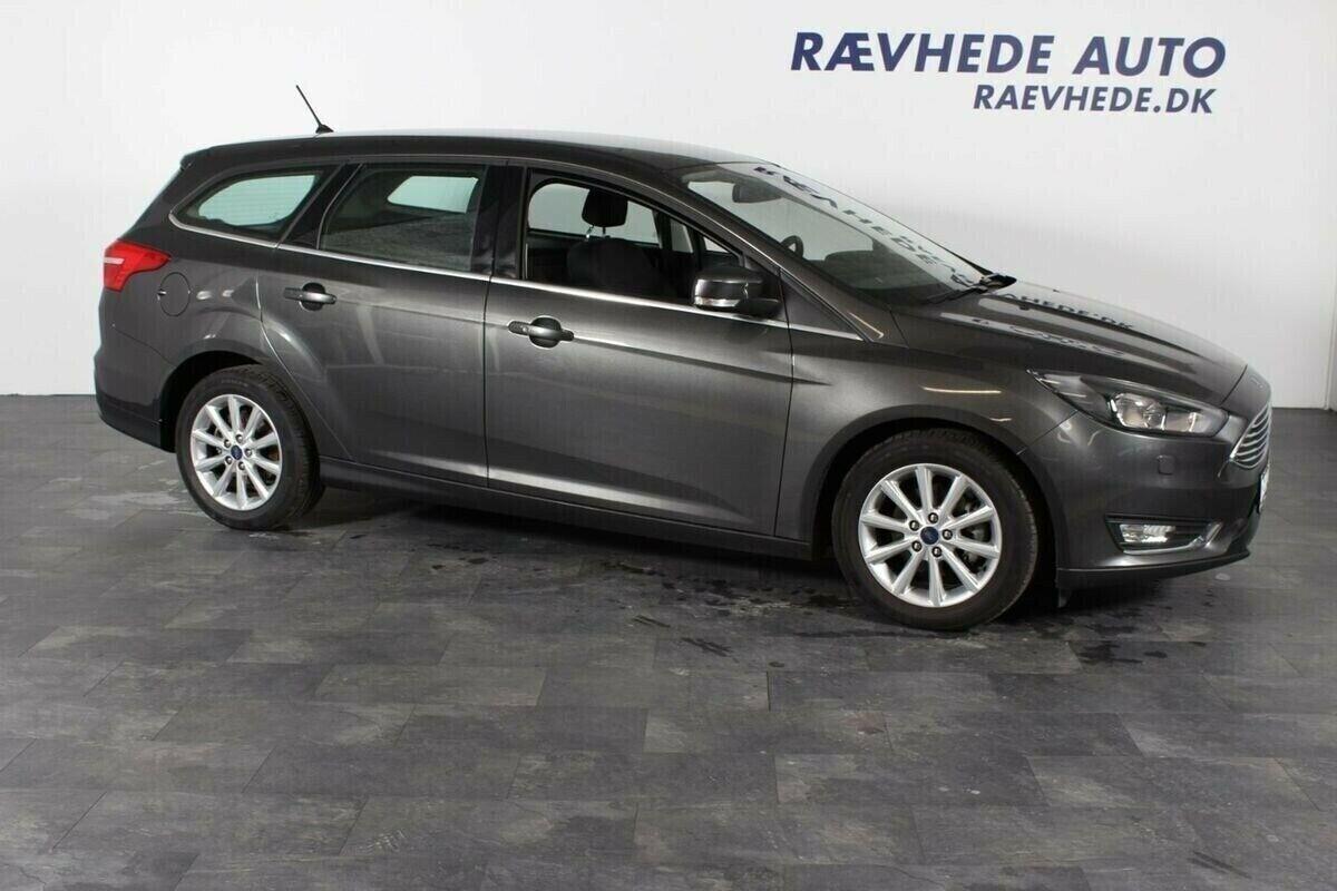 Ford Focus 1,0 SCTi 125 Titanium stc. 5d - 209.900 kr.