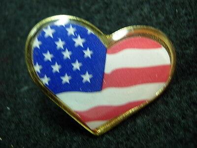 International America USA Rugby American Flag Pin Badge Hat Pin