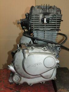 Motor 20036km Honda XLR 125 R JD16