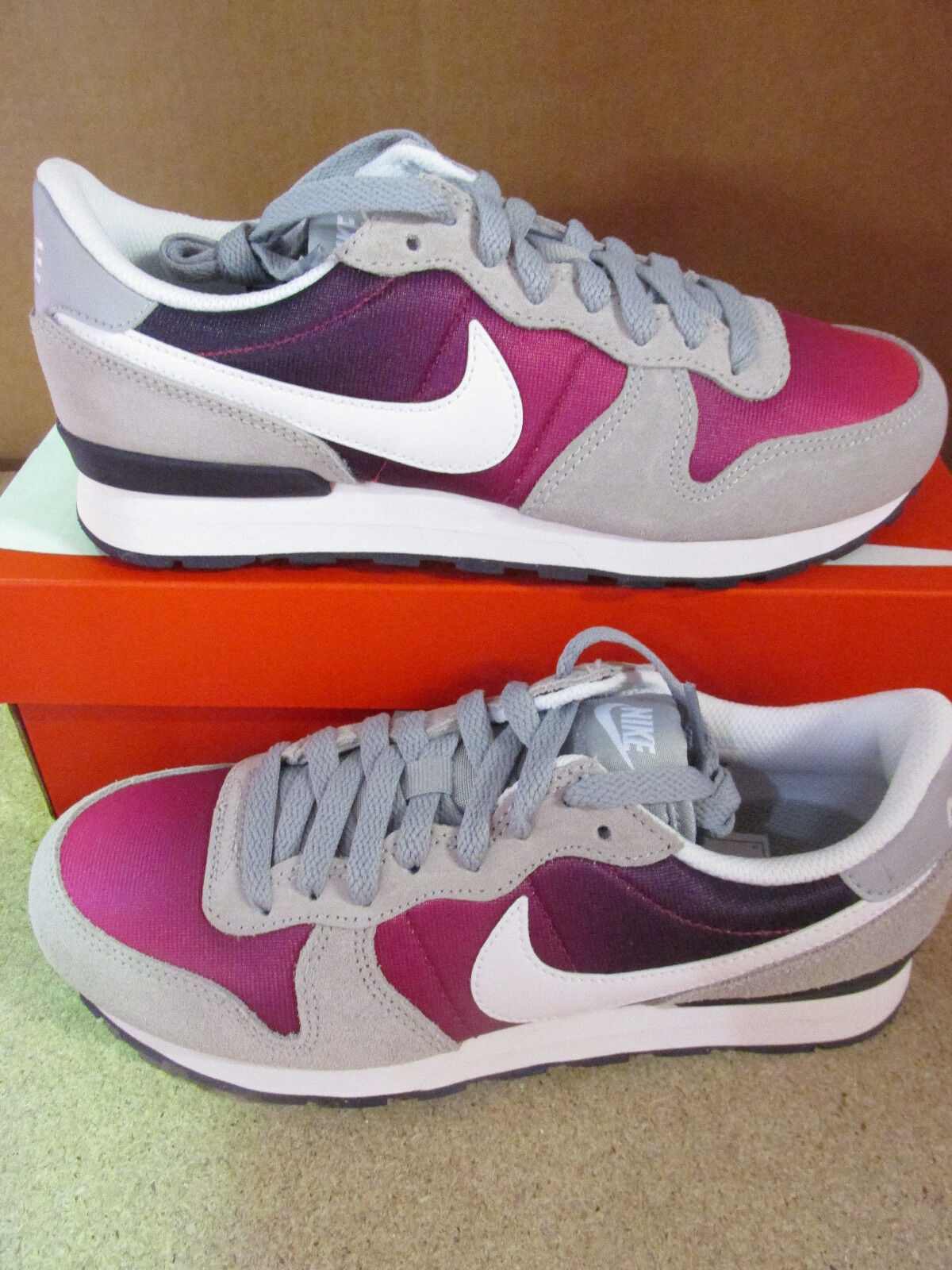 Nike Internationalist (GS) Trainers 814435 015 Sneakers Shoes