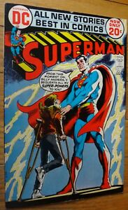SUPERMAN-254-CLASSIC-NEAL-ADAMS-COVER-F-VF