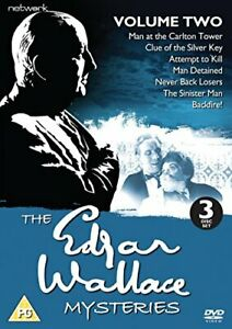 Edgar-Wallace-Mysteries-Volume-2-DVD-1961-Region-2