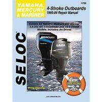 Service Manual, Yamaha, Mercury, Mariner 4 Stroke 95-04 1705 on sale