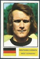 FKS-WORLD CUP 1974- #110-WEST GERMANY-WOLFGANG OVERATH