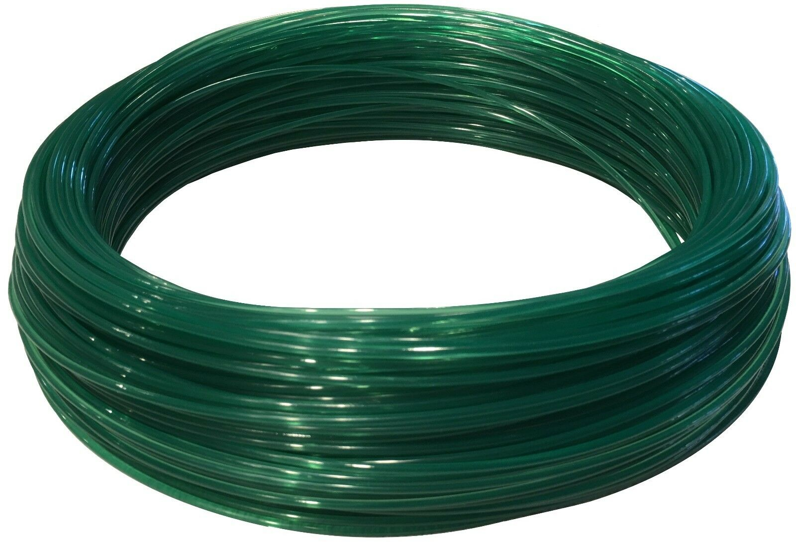 600lb 2.5mm Green Monofilament Leader, Speargun Line 300ft(90m), Made in USA