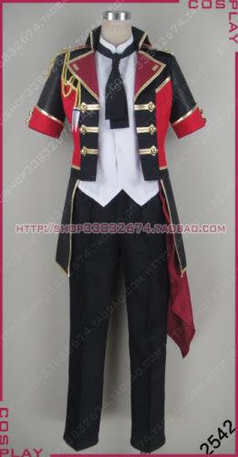 Uta no Prince-sama Ittoki Otoya Cosplay Costume custom any size  {free shipping}