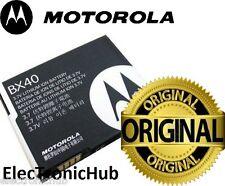 Motorola BX-40 BX40 SNN5805A 740mAh Battery for RAZR2 V8 RAZR2 V9 RAZR2 V9x V9m