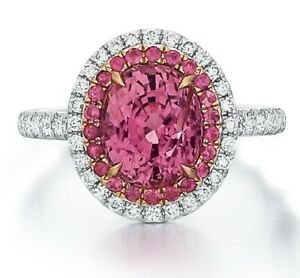 5ct-Oval-Cut-Pink-Sapphire-Cocktail-Halo-Engagement-Ring-14k-White-Gold-Finish