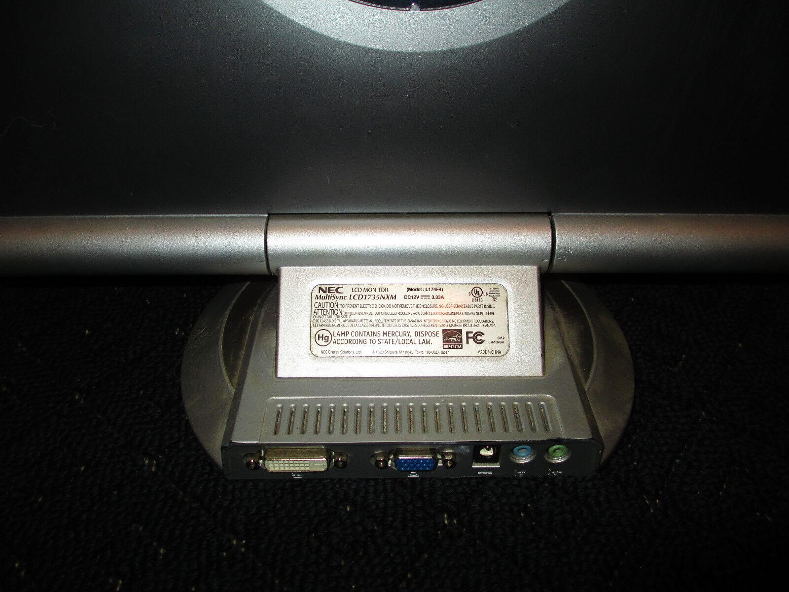 MULTISYNC LCD1735NXM DRIVER FOR WINDOWS MAC