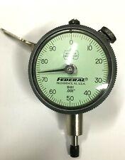 Mahr Federal B8i Dial Indicator 0 250 Range 001 Thumb Lever