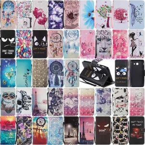 For-Samsung-Galaxy-J3-J5-J7-2017-Wallet-Leather-Case-Flip-Stand-Phone-Case-Cover