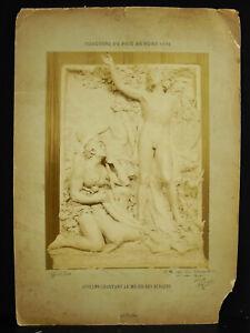 "François Sicard 1891 Apollon Singing "" Leon Chavalliaud Palace Fine Arts Lille"