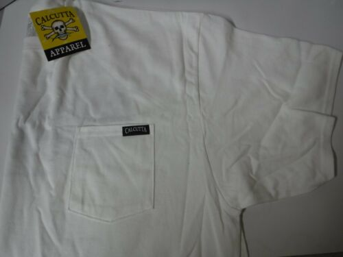 It/'s All About The Hoo WHITE Short Slv NEW Calcutta T-Shirt Sz 2XLg