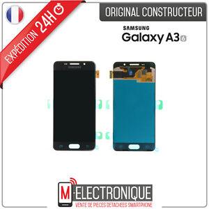 Ecran-LCD-Noir-Original-Samsung-Galaxy-A3-2016