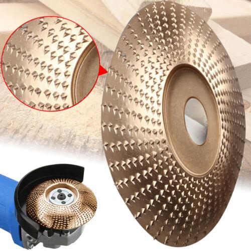 Tungsten Carbide Wood Carving Disc Grinding Wheel Polishing Abrasive Disc R1BO