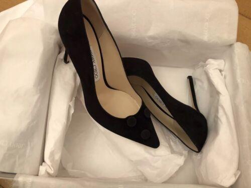 Schuhe 5 Jimmy Gr 38 Choo Neu Pumps cRRSgBWC