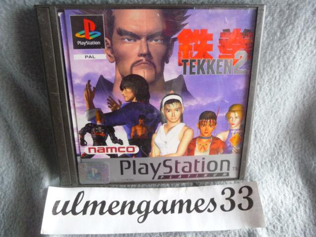 PS1 Spiel w NEU ★  TEKKEN 2   ★ Playstation