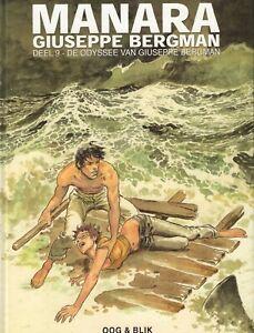 GIUSEPPE-BERGMAN-09-DE-ODYSSE-VAN-GIUSEPPE-BERGMAN-Milo-Manara