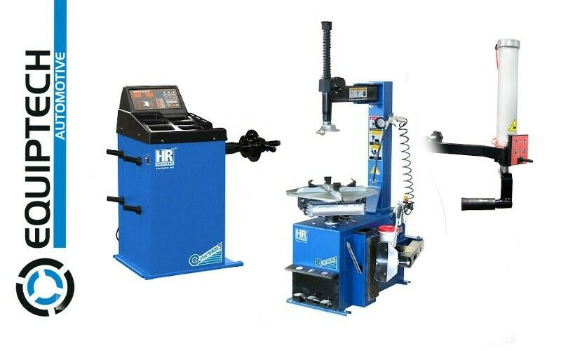 AMAZING COMBO PRICE OFFER - POPULAR TYRE CHANGER AND WHEEL BALANCER