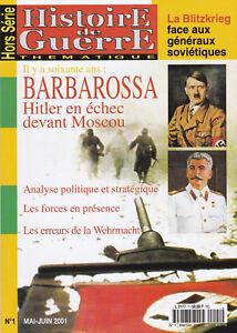 Histoire-de-Guerre-HS-n-1-Mai-Juin-2001-Hors-Serie-Barbarossa-Hitler-en-echec