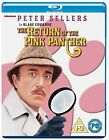 Return of The Pink Panther 5030697033697 With Christopher Plummer Blu-ray
