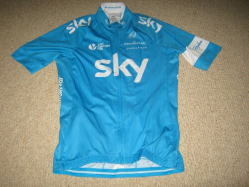 M Rapha cycling jersey Details about  /Team Sky Pro cycling Unused