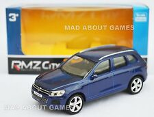 VW VOLKSWAGEN TOUAREG New 10 cm 4'' Car 1:43 approx. Metal Model Diecast