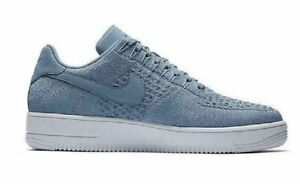 blue air force 1 flyknit