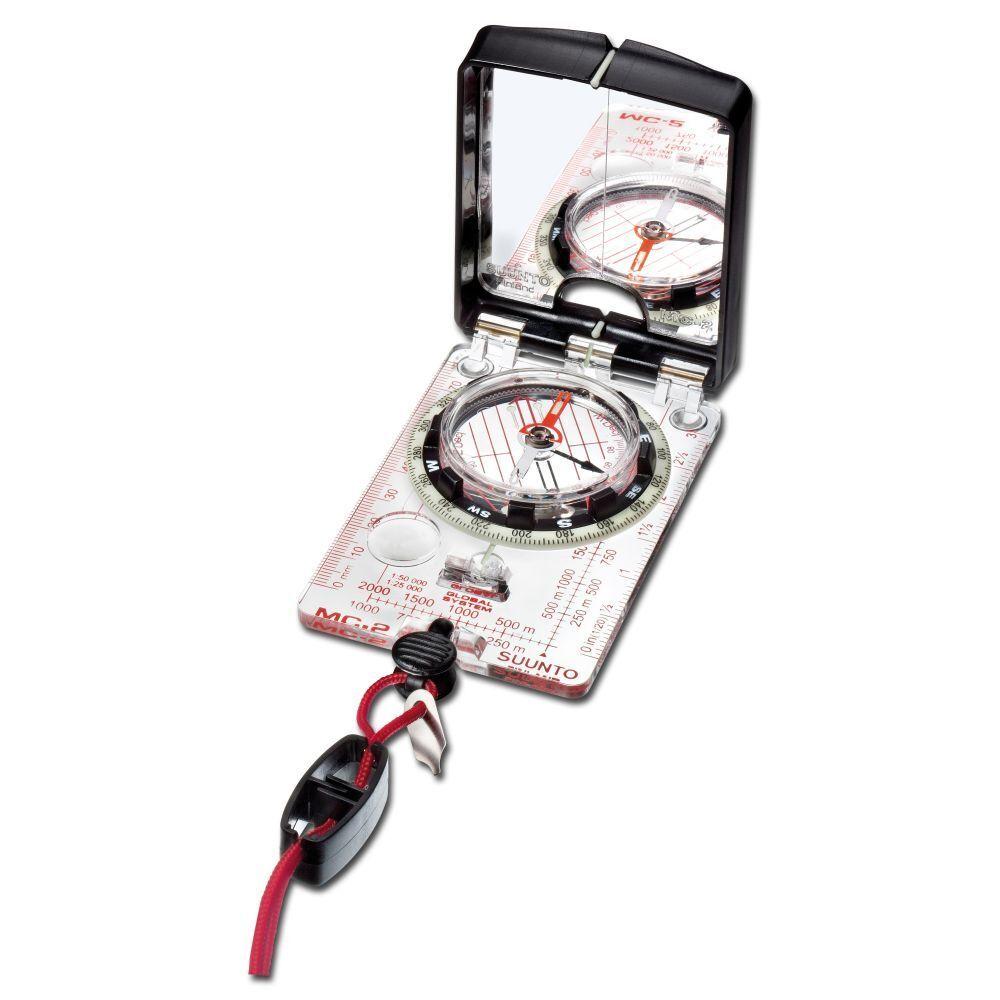 Kompass Suunto Spiegelkompass Marschkompass Outdoor Wandern 360-Grad MC-2 Global