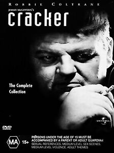Cracker-The-Complete-Collection-10-Disc-DVD-Set-Region-4-Brand-New-Sealed