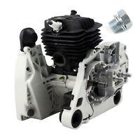 Stihl 046 Ms460 52mm Engine Crankcase Tank Cylinder Piston Crankshaft Ms 460