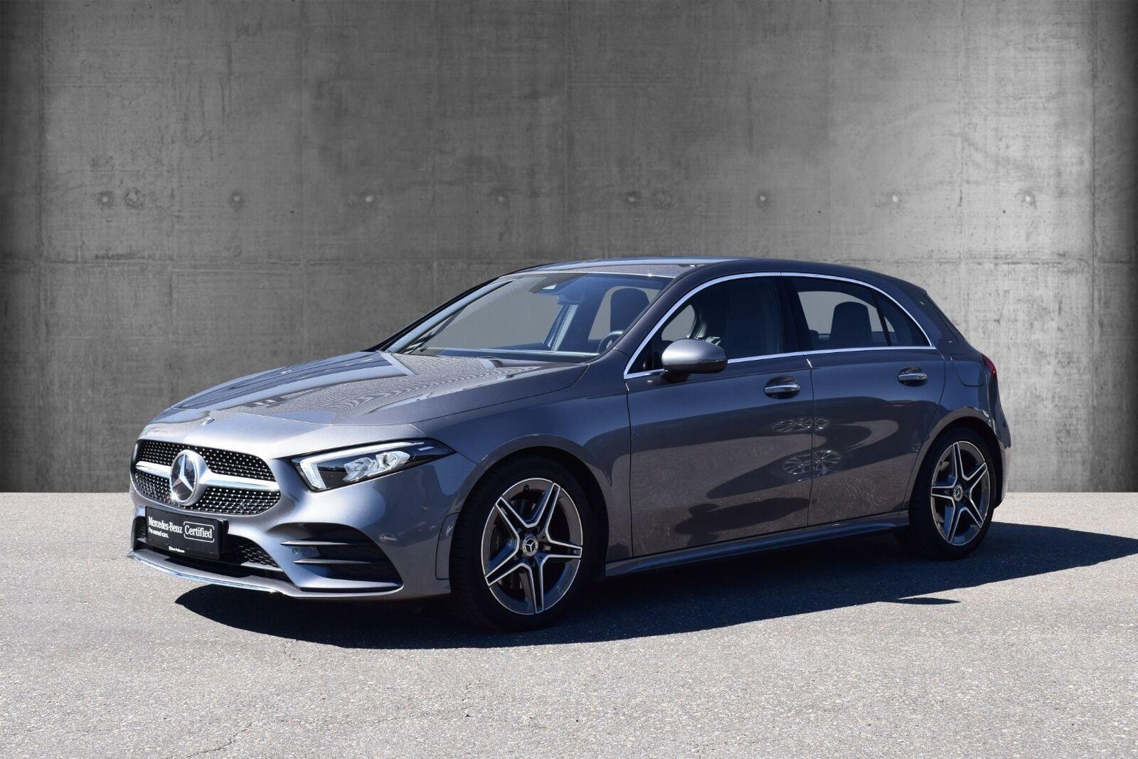 Mercedes A220 2,0 Advantage AMG aut. 4Matic 5d - 422.500 kr.