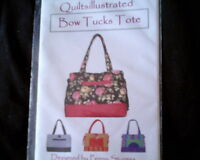 Purse Sewing Patterns: Choice Of 9